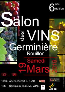 Salon des vins de rouillon la germini re - Salon des vins la verpilliere ...