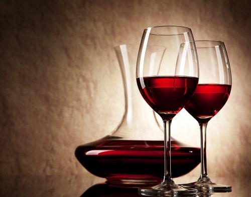cours oenologie sur les vins rouges