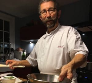Denis Come chef à domicile Le mans