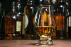 dégustation de whisky à Le mans