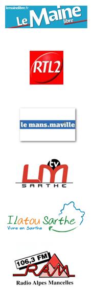 Logo média